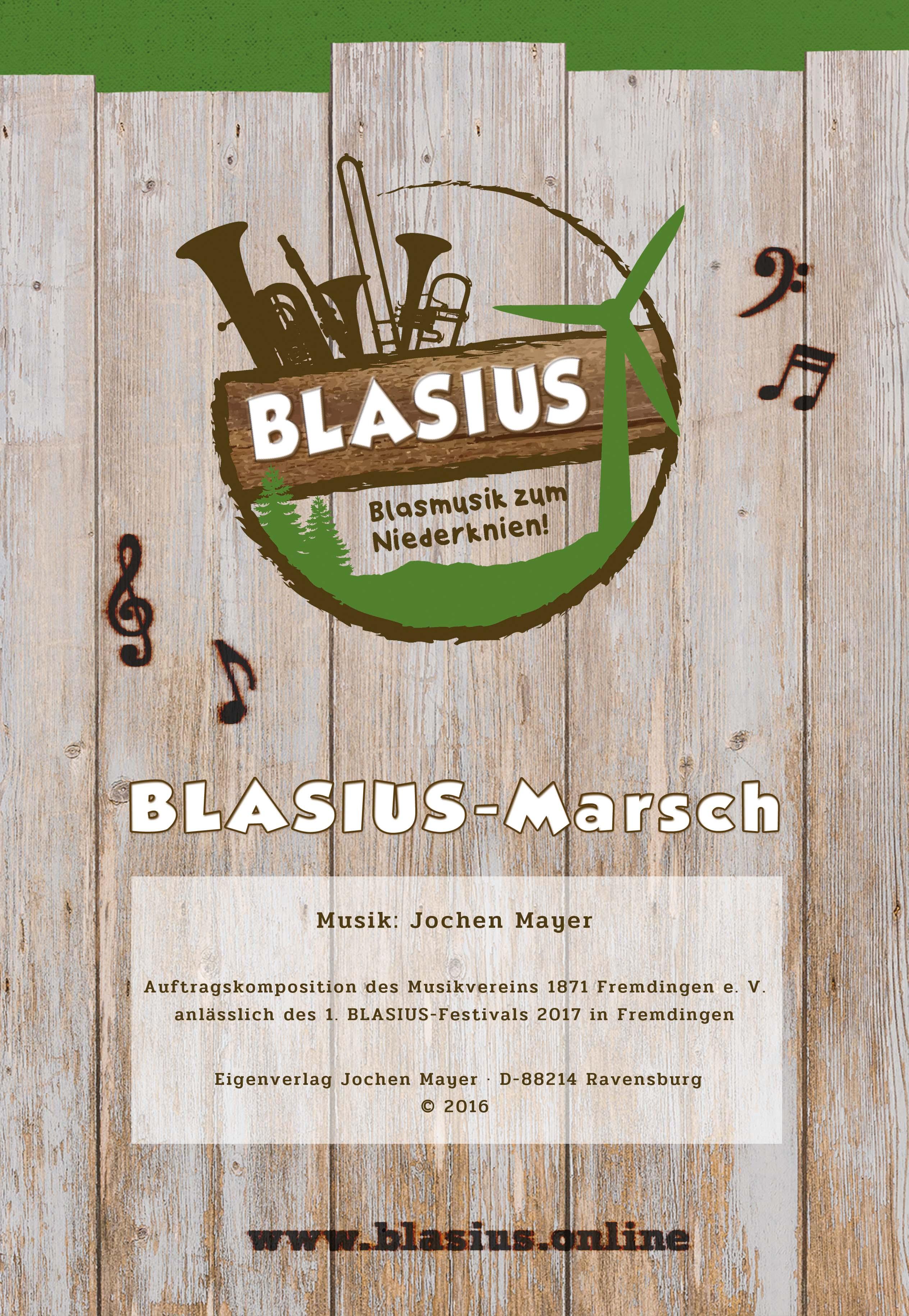 Umschlag-Blasius-Marsch