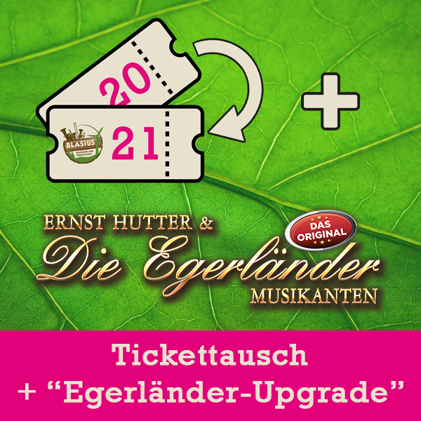 Tickettausch-Upgrade